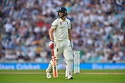 Chris Woakes of England during the 5th International Test Match 2019 match between England and Australia at the Oval, London, United Kingdom on 14 September 2019.