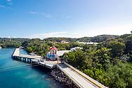 Mahogany Bay, Roatan, Honduras