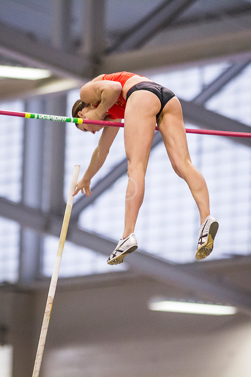 New Balance Indoor Grand Prix Track, womens pole vault, Stefanidi
