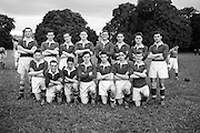 BOX 15.18.7.1952 Football (Crowe Wilson Drapers team) Drapers Championship