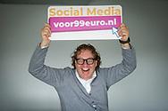 Rotterdam. Social Media Shoot, Jeroen 's-Gravendijk. Foto: Gerrit de Heus