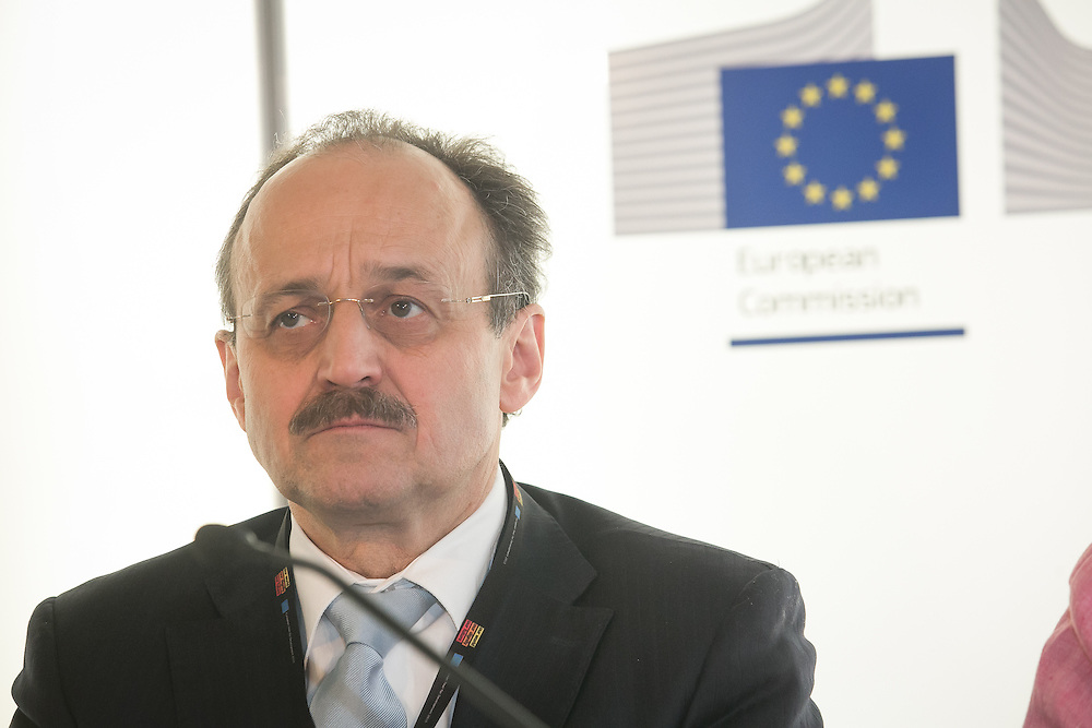 03 June 2015 - Belgium - Brussels - European Development Days - EDD - Growth - Responsible management of supply chains-The case of the garment sector - Klaus Rudischhauser ,  Deputy Director General at DG for International Cooperation and Development © European Union