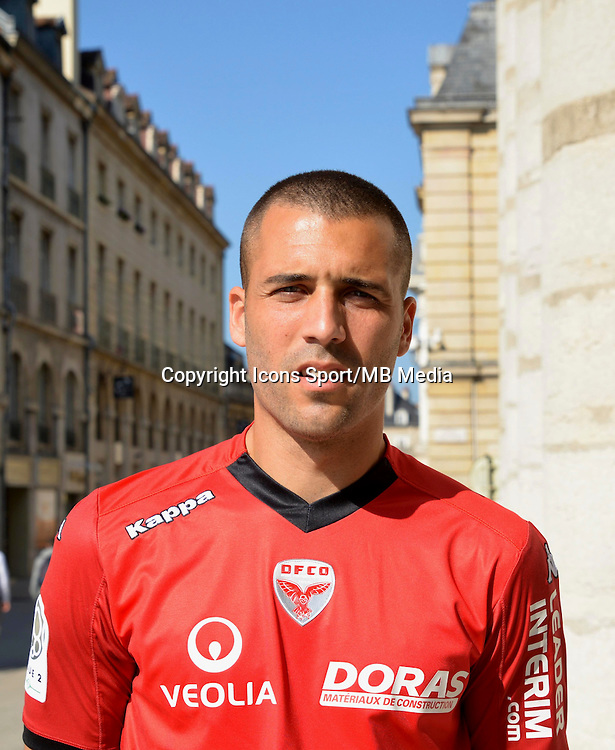 Yohann Riviere - 08.09.2014 - Portrait officiel Dijon<br /> Photo : Vincent Poyer / Icon Sport