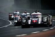 June 14-19, 2016: 24 hours of Le Mans. 1 PORSCHE TEAM, PORSCHE 919 HYBRID, Timo BERNHARD, Mark WEBBER, Brendon HARTLEY, LMP1