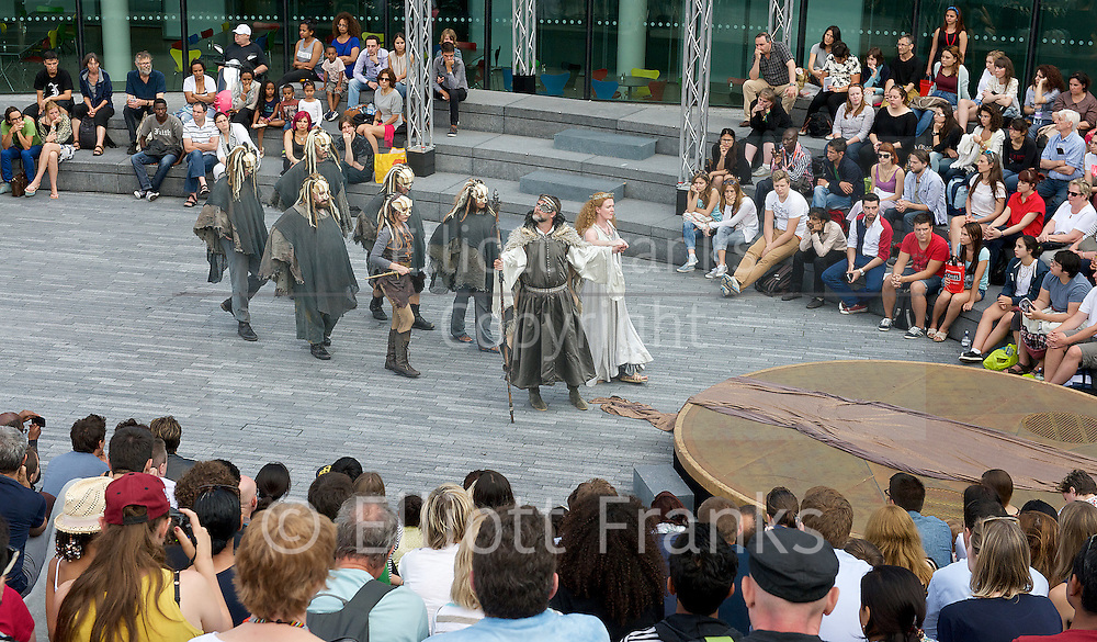 12th Annual London's Free Open Air Theatre<br />