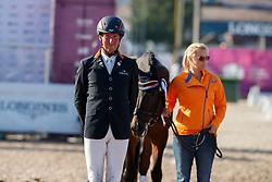 Hosmar Frank, NED, Alphaville NOP<br /> FEI European Para Dressage Championships - Goteborg 2017 <br /> © Hippo Foto - Dirk Caremans<br /> 23/08/2017,