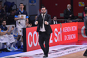 Paolo Lepore<br /> Vanoli Cremona - Fiat Auxilium Torino<br /> Lega Basket Serie A 2016/2017<br /> Cremona, 12/02/2017<br /> Foto Ciamillo-Castoria