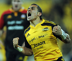 Wellington-Super Rugby, Hurricanes v Chiefs, May 24