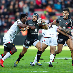 17,03,2019 Top 14 Toulouse and Lyon OU