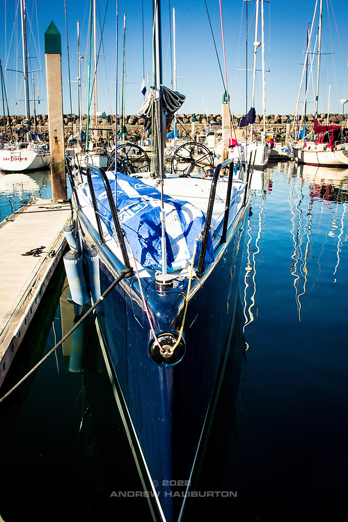 Newport to Ensenada International Yacht Race 2017. Farr400 BlueFlash. 3rd PHRF-A.