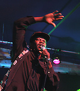 Dillinger.<br /> Jamaican reggae singer and songwriter.<br /> The Drum Cultural Centre, Birmingham, England, March 2005.