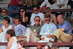 Philippaerts Veronique, Philippaerts Ludo, Wauters Eric, Van Paesschen Stanny, Van paesschen rene, BEL<br /> CHIO Aachen 1995<br /> © Hippo Foto - Dirk Caremans<br /> 03/06/2020
