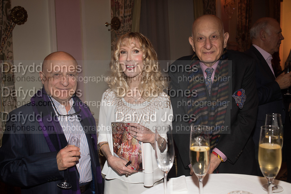 FARID KARIM; BASIA BRIGGS; NAIM ATTALLAH, Launch of book by Basia Briggs, Mother Anguish. The Ritz hotel, Piccadilly. 4 December 2017