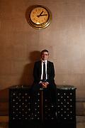 Mario Marcel, presidente del banco central de Chile.<br /> Portafolio imagenes Imagenes Patricio Valenzuela Hohmann 2015-16.