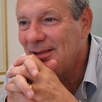 Barend Toet <br /> Amsterdam, The Netherlands<br /> <br /> Theodore Dalrymple, aka Anthony (A.M.) Daniels, British writer and retired prison director and psychiatrist, October 2009.