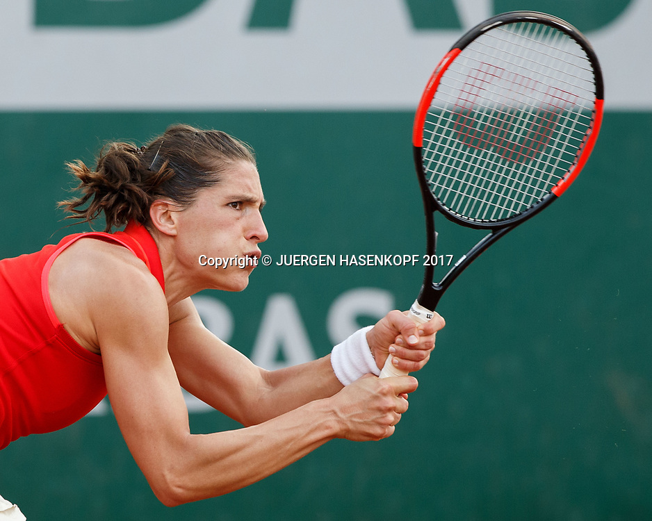 ANDREA PETKOVIC (GER)<br /> <br /> Tennis - French Open 2017 - Grand Slam ATP / WTA -  Roland Garros - Paris -  - France  - 29 May 2017.