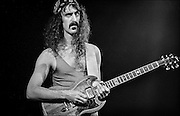 Frank Zappa performs at the Honolulu International Center Arena in 1976. The Honolulu International Center (HIC) has now been re-named the Neil S. Blaisdell Arena..©PF Bentley/PFPIX.com