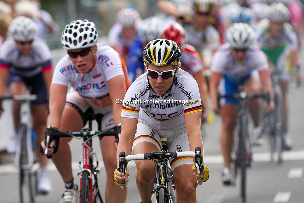 Ladiestour 2009 Nieuwegein<br /> Ina Yoko Teutenberg
