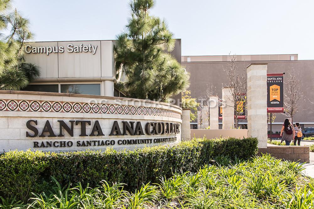 Santa Ana College