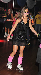 PIPPA MIDDLETON at a Roller Disco in aid of Tom's Ward at the Children's Hospital in Oxford and the charity Place2Be, held at The Renaissance Rooms, London SW8 on the 17th September 2008.<br /> PIPPA MIDDLETON at a Roller Disco in aid of TomÕs Ward at the ChildrenÕs Hospital in Oxford and the charity Place2Be, held at The Renaissance Rooms, London SW8 on the 17th September 2008.