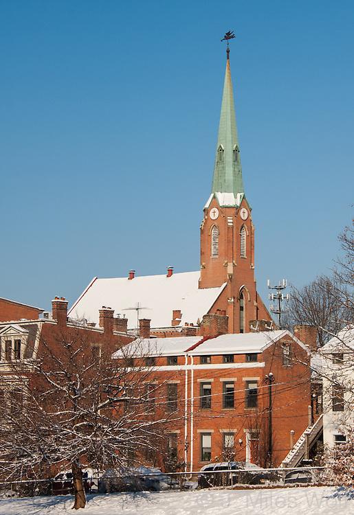 Over the Rhine Architecture Cincinnati Ohio