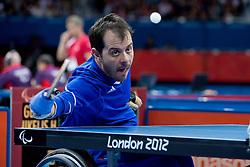 Para-Table Tennis at the 2012 London Summer Paralympic Games