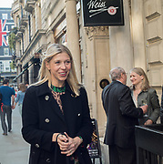 SABINA JASCOT-GILL, Opening of Artfully Dressed, Women in the Art World at the Weiss Gallery, St. James, London. 15 May 2018