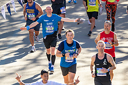 04-11-2018 USA: 2018 TCS NYC Marathon, New York<br /> Race day  TCS New York City Marathon / Guido