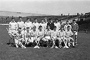 26/05/1968<br /> 05/26/1968<br /> 26 May 1968<br /> National Hurling League Final: Kerry v Antrim at Croke Park, Dublin.<br /> The Antrim team.