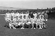 26/05/1968<br /> 05/26/1968<br /> 26 May 1968<br /> National Hurling League Final: Kerry v Antrim at Croke Park, Dublin.<br /> The Antrim team.