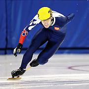 Dmitry Sorokin - Short Track Speedskating Photos - 2009 Desert Classic Short Track
