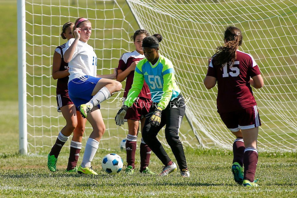 May 25, 2015.  <br /> MCHS Varsity Girls Soccer vs Luray.  Conference 35 quarter finals.  Madison wins 4-3.  Madison goals by Leigh Lumsden, Makayla Taylor (2), and Morgan McClelland.
