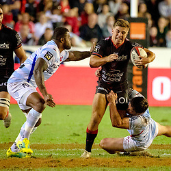 Alain Carbonel of Toulon during Top 14 match between Toulon and Racing 92 on August 25, 2018 in Toulon, France. (Photo by Henri/Icon Sport)