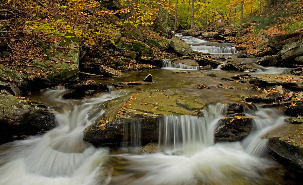 Glen Leigh; Ricketts Glen State Park; Pennsylvania