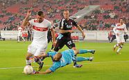 Fussball Euro League 2012/13: VFB Stuttgart - FC Kopenhagen