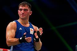 17-11-2019 NED: World Port Boxing Netherlands - Kazakhstan, Rotterdam<br /> 3rd World Port Boxing in Excelsior Stadion Rotterdam / Artjom Kasparian (NED), 81 kg class