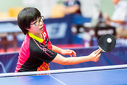 ITO Maki in action during 15th Slovenia Open - Thermana Lasko 2018 Table Tennis for the Disabled, on May 10, 2018 in Dvorana Tri Lilije, Lasko, Slovenia. Photo by Ziga Zupan / Sportida