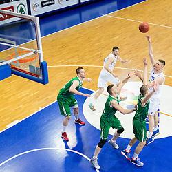 20140515: SLO, Basketball - Telemach League, Semifinal, KK Helios Domzale vs KK Union Olimpija