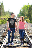 Spokane Engagement Session
