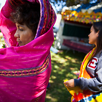 The Festival of Philippine Arts and Culture was held at Pt Fermin Park in San Pedro, CA. Participants included artists with the SaySay Project who collected oral histories and stories related to the Phillipinnes from festival goers.