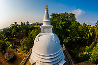 Isurumuniya Temple, Anuadhapura. SrI Lanka. Anuradhapura is one of the ancient capitals of Sri Lanka, famous for its well-preserved ruins of an ancient Sri Lankan civilization.