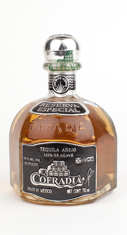 La Cofradia Reserva Especial Anejo -- Image originally appeared in the Tequila Matchmaker: http://tequilamatchmaker.com