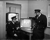 1959 – 18/03 Aer Lingus - First Closed Circuit Television Cameras Installed in Ireland
