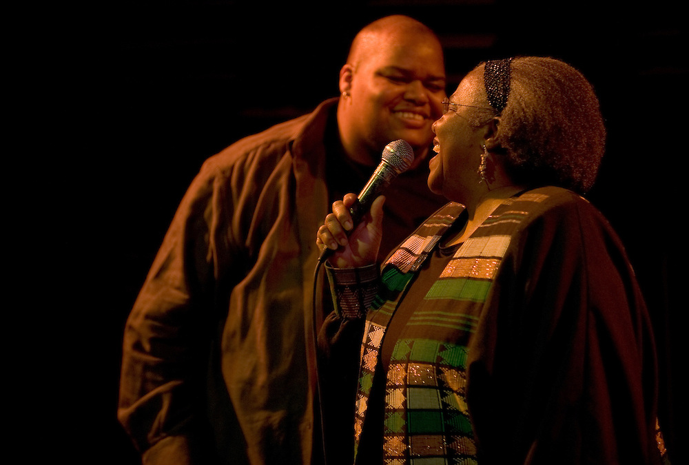 Toshi Reagon and Bernice Johnson Reagon
