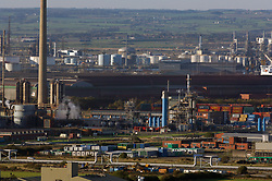Teesside industry UK