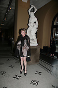 GRAYSON PERRY, V and A celebrates 150th anniversary. V and A. London. 26 June 2007.  -DO NOT ARCHIVE-© Copyright Photograph by Dafydd Jones. 248 Clapham Rd. London SW9 0PZ. Tel 0207 820 0771. www.dafjones.com.