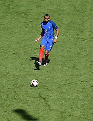 Dimitri Payet of France  - Mandatory by-line: Joe Meredith/JMP - 26/06/2016 - FOOTBALL - Stade de Lyon - Lyon, France - France v Republic of Ireland - UEFA European Championship Round of 16