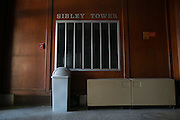 One of several entrance lobbies at Sibley Square in Rochester, New York on Wednesday, October 5, 2016. The 1-million square foot historic building is undergoing a major renovation to add apartments, retail, and commercial space.