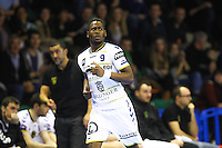 Theophile Causse  - 04.03.2015 - Nimes / Dunkerque - 17eme journee de Division 1<br />