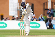 Jonathan Tattersall of Yorkshire batting during the Specsavers County Champ Div 1 match between Yorkshire County Cricket Club and Warwickshire County Cricket Club at York Cricket Club, York, United Kingdom on 17 June 2019.